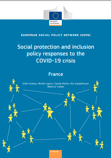 Report: Social protection and inclusion policy responses to the COVID-19 crisis
