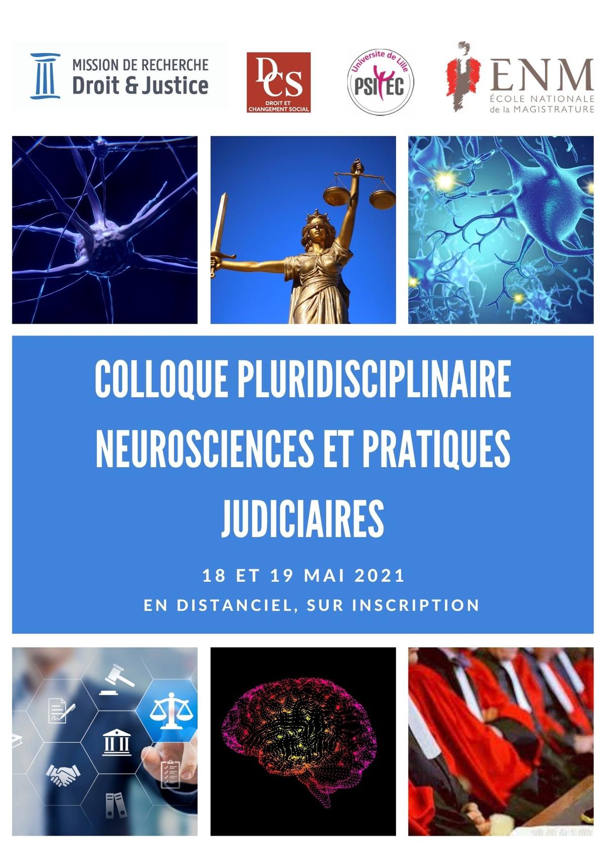 NeuroSc & Pratiques Judiciaires