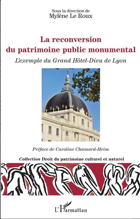 Parution - La reconversion du patrimoine public monumental